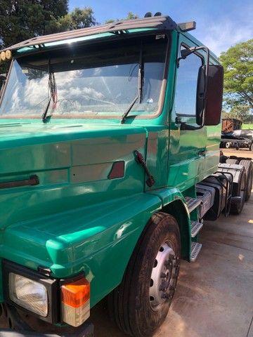Caminhão scania 112hw 360 cavalo truck 6x2 - Foto 3