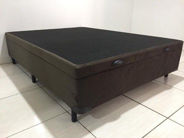 [Promoção] Box Baú Casal Padrão - Última unidade!!! - Foto 2