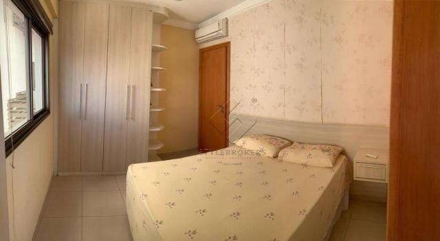 Apartamento no Edifício Maison Isabela com 3 dormitórios à venda, 138 m² por R$ 735.000 -  - Foto 12
