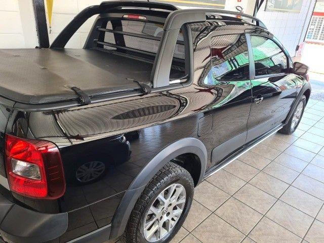 Volkswagen Saveiros Cross CD Único Dono Linda! - Foto 10