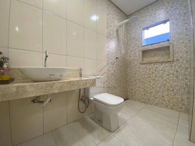 Sobrado com 5 dormitórios à venda, 298 m² por R$ 735.000,00 - Parque do Lago - Várzea Gran - Foto 8