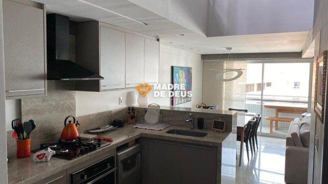 Apartamento no Ed. Beach Class Residence. Meireles, Fortaleza. - Foto 3
