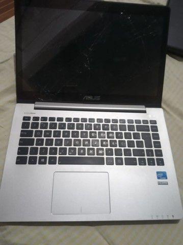 Notebook Asus S400C - Aceito cartão - Foto 2