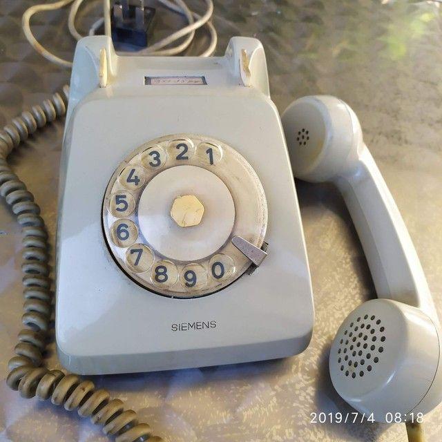 Telefone Antigo Siemens - Foto 4