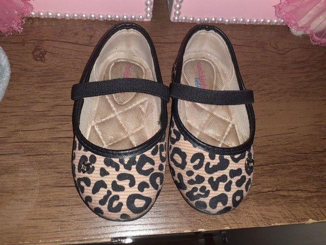 Sandálias semi novas - Foto 3