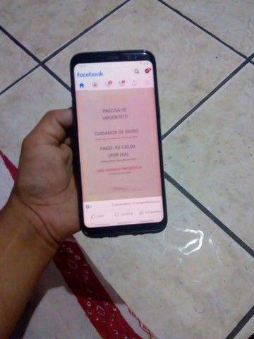 Vendo Samsung Galaxy s8 vendo só vendo  - Foto 2