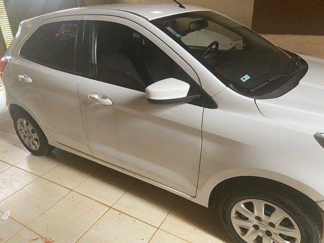 Ford ka 2015 branco - Foto 2