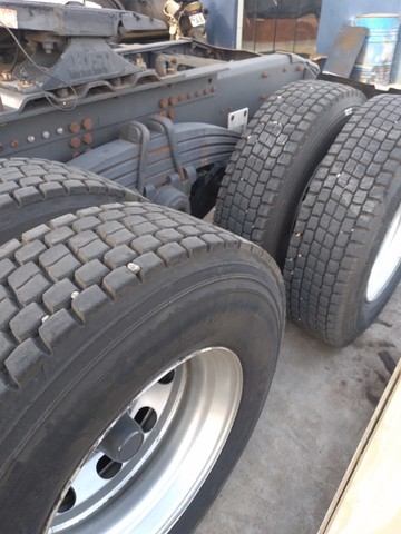 Scania 124 g420 6x4 - Foto 5