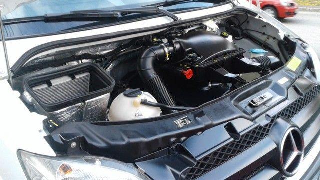 MB Sprinter Van 2.2 CDI 415 Luxo Teto Alto 5 p - Foto 20