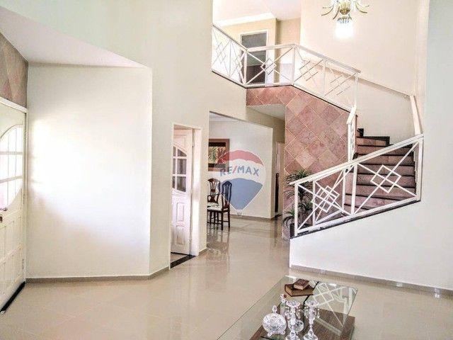 Casa no Catolé, com 340m², 5 quartos, sendo 3 suítes e 4 salas. - Foto 11
