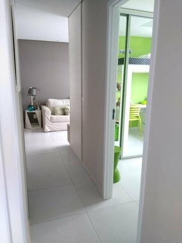 EK   Venha conhecer 03 quartos no Barro - José Rufino - Edf. Alameda Park - Foto 7