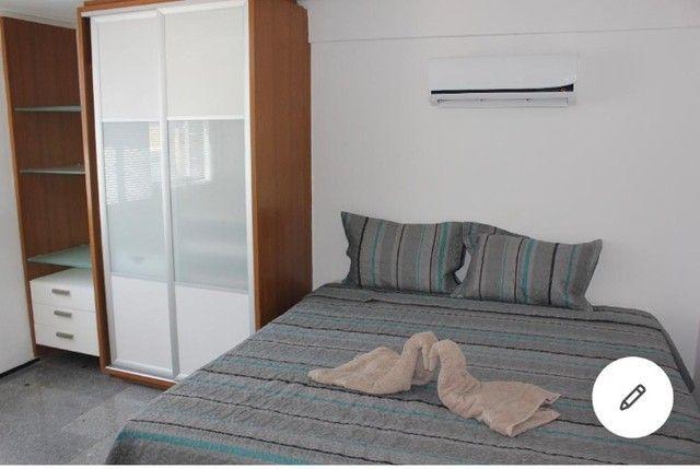 Lindo Apartamento, vista mar, com 158m² a 150m da Abolição, com 3 suítes. - Foto 7