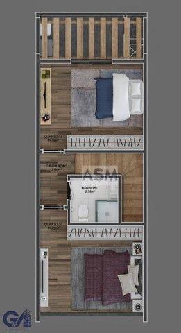 Sobrado com 2 dormitórios à venda por R$ 240.000 - Velha - Blumenau/SC - Foto 8
