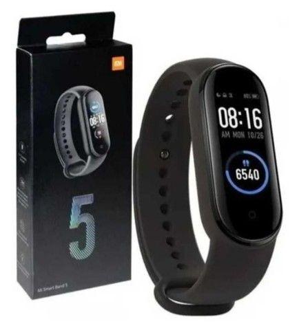 Smartwatch Relógio Inteligente M5 Smartband M5 Pulseira