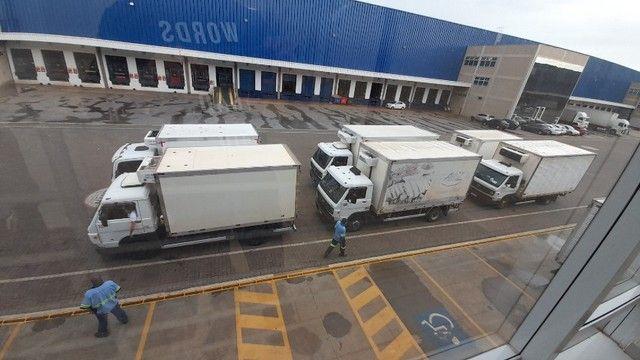 Refrigerado 3/4 / Iveco 35S14 e Volks 2.500 kg - Ribeirão Preto ( Contrato ) - Foto 3