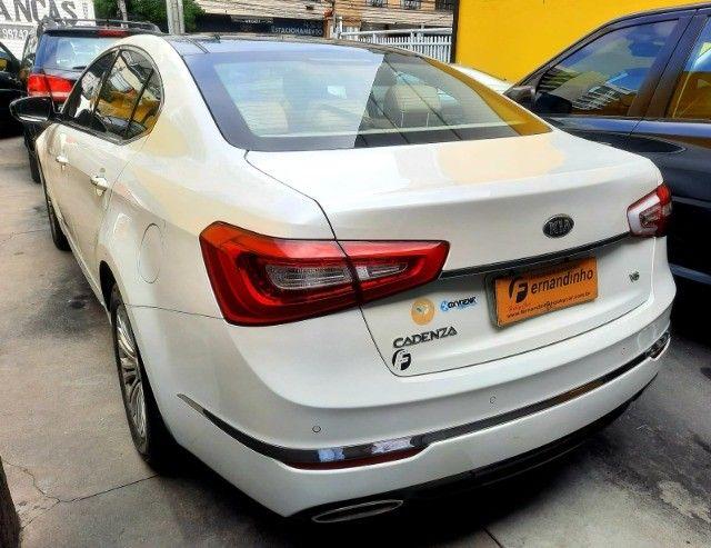 Kia Cadenza EX 3.5 V6 2014 Blindado  - Foto 3