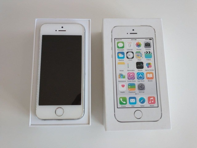 iPhone 5S Branco 16GB - Foto 2