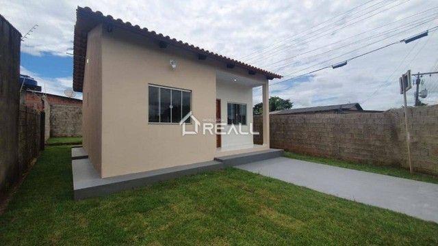 Waldemar Maciel - Casa com 2 dormitórios à venda, 59m² - Rio Branco/AC - Foto 6