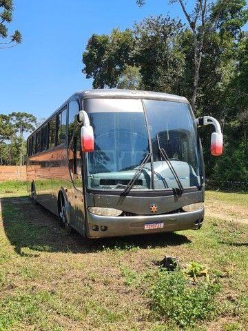 Vende-se Onibus G6 2001 Marcopolo  Volvo - Foto 9