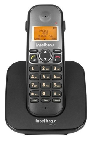 Telefone sem fio Intelbras TS 5123 INSTALADO - Foto 2