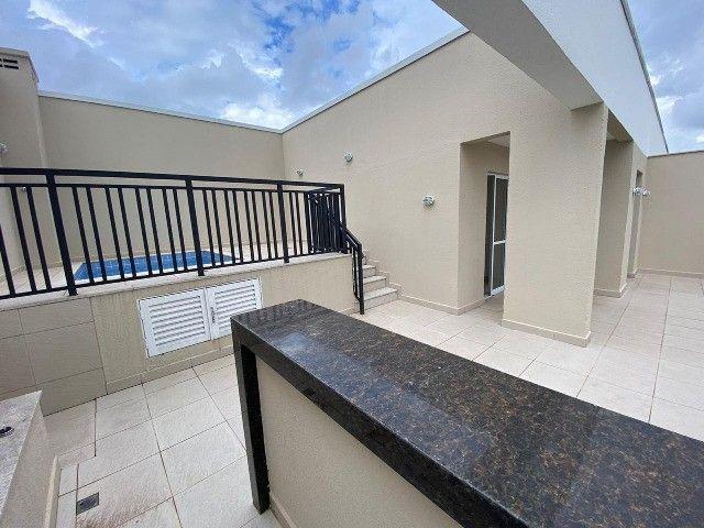 Cobertura Linear 94m²  Aceita financiamento|2 vagas - Taguá Life Center - Foto 8