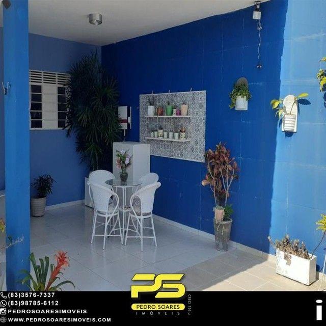 Casa com 3 dormitórios à venda, 136 m² por R$ 430.000 - Jardim Cidade Universitária - João - Foto 4