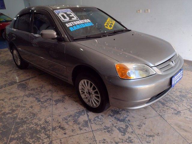 Civic automático 2003 - Foto 3