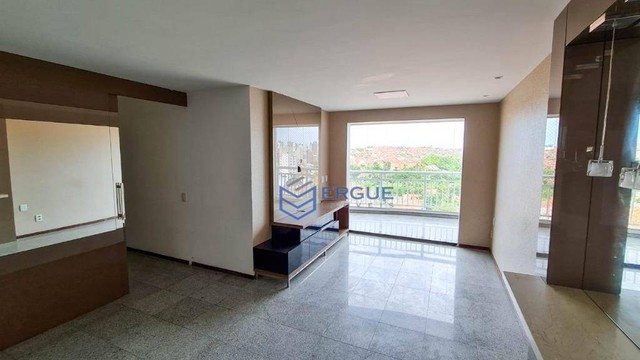 Apartamento com 3 dormitórios à venda, 93 m² por R$ 430.000,00 - Varjota - Fortaleza/CE - Foto 6