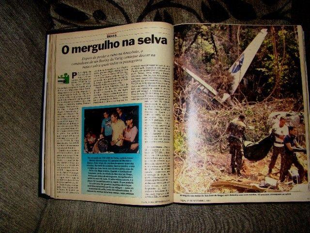 Coleção de Revistas Veja Completa - Foto 3