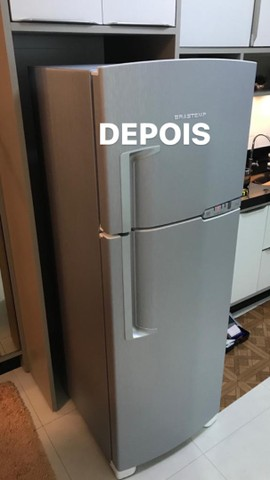 Promoção de envelopamento de geladeira. - Foto 4