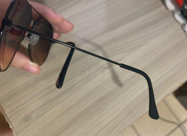 Óculos de sol modelo aviador  - Foto 2