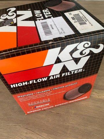 Filtro De Ar Esportivo K&n In Box - Cruze 1.4 Turbo - E-0650