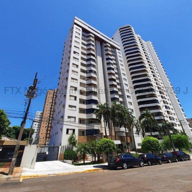 Apartamento à venda, 2 quartos, 1 suíte, 2 vagas, Monte Castelo - Campo Grande/MS