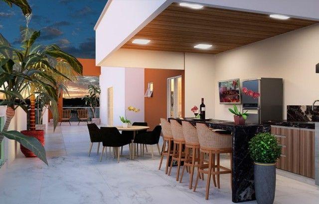 Apartamento no Aquarius com varanda gourmet 2 vagas  - Foto 4