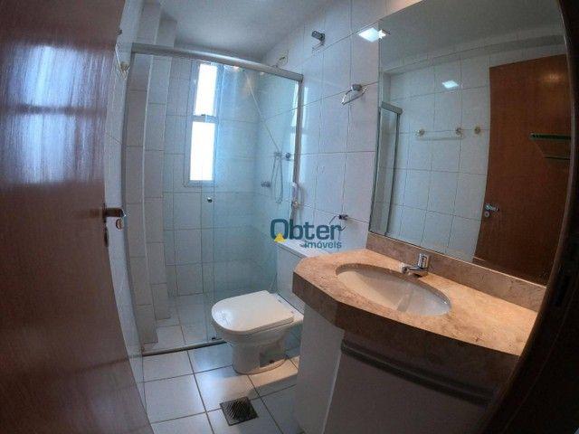 Apartamento com 3 dormitórios para alugar, 81 m² por R$ 1.550/mês - Chácaras Alto da Glóri - Foto 8
