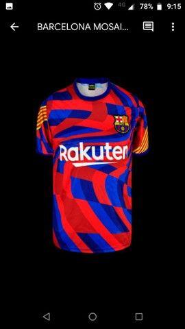 Camisa Time Europeu Internacional Camisas Clubes
