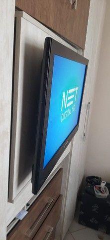 TV Hbuster 32'' HD Conversor digital integrado 2 HDMI e USB - Foto 3