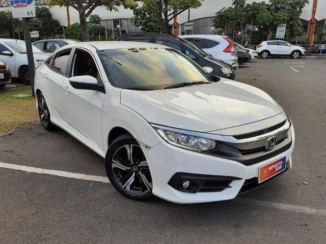 Honda Civic EX 2.0 Flex Aut. - Estado de 0 km!