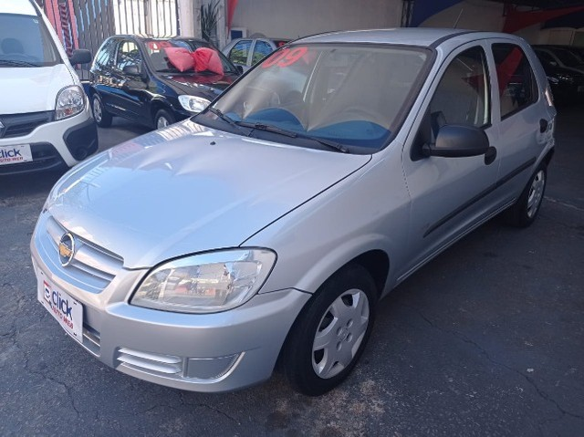 Chevrolet Celta 1.0 Mpfi Vhce life 8v Flex 4p Manual - Foto 4