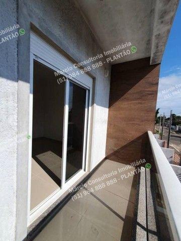 Sobrados 2 Dormitórios Excelente Padrão Construtivo Santa Cruz Gravataí! - Foto 9
