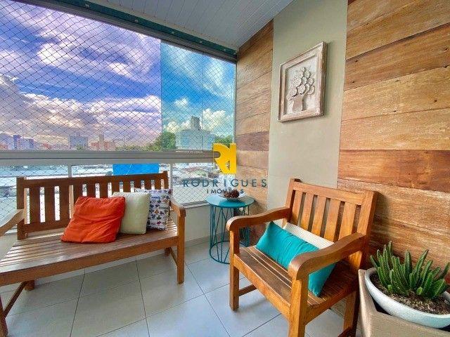 Apartamento 4 quartos suite 2vg Lazer completo em Jardim Camburi - Foto 3