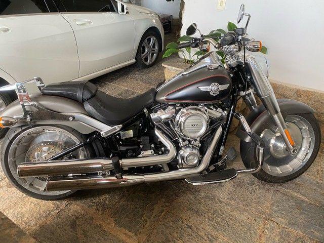 Harley Davidson Fat Boy 107 - 2019