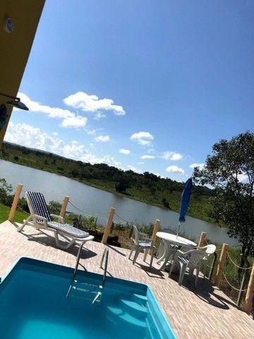 Chácara no lago de Caldas Novas