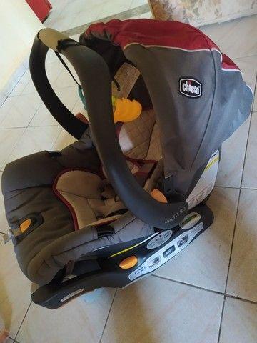 Bebê conforto CHICCO com base - Foto 3