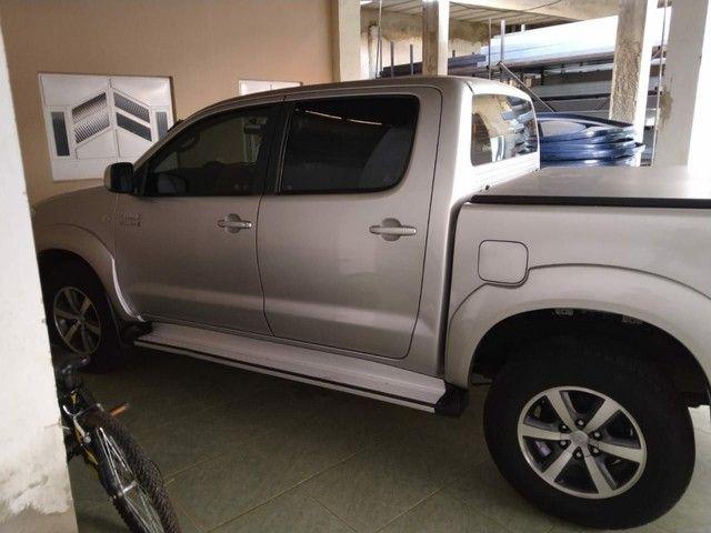 Toyota Hilux completa Crv top  - Foto 5