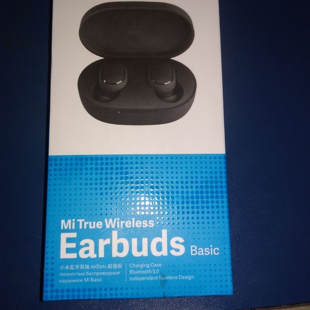 Earbuds ou Airbuds