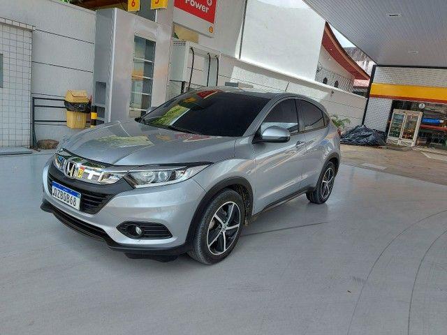 Honda HRV (2020) aceito carro menor - Foto 4