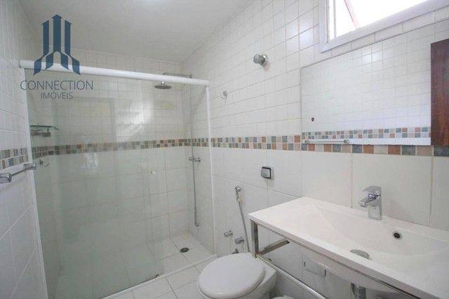 Apartamento com 3 dormitórios para alugar, 120 m² por R$ 2.000,00/mês - Centro Cívico - Cu - Foto 11