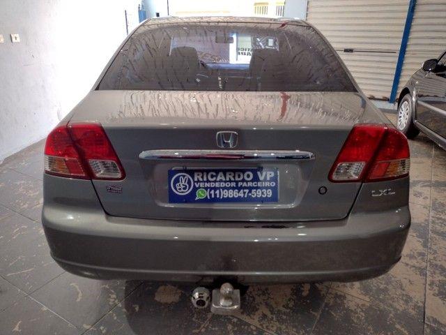 Civic automático 2003 - Foto 5