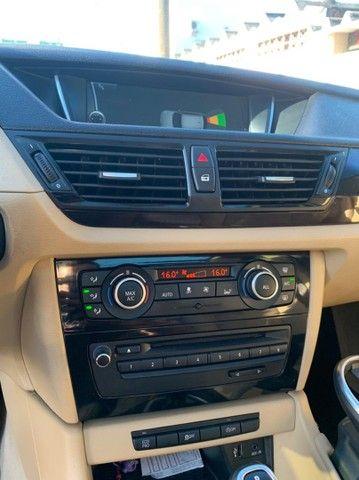 BMW X1 20i 2014 INTERIOR CARAMELO + Teto - Foto 9